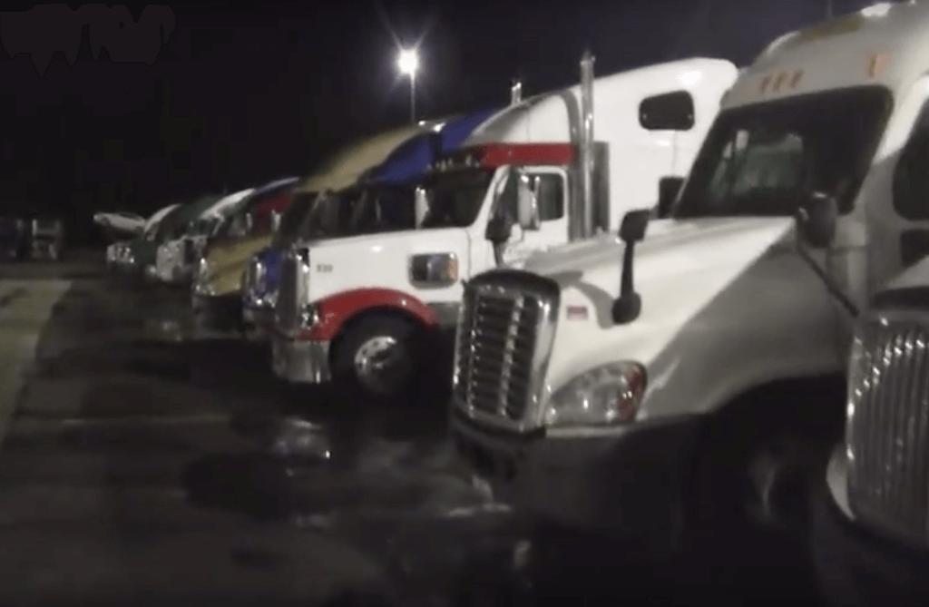 Powoli umieramy – piosenka kierowcy wielkiej ciężarówki