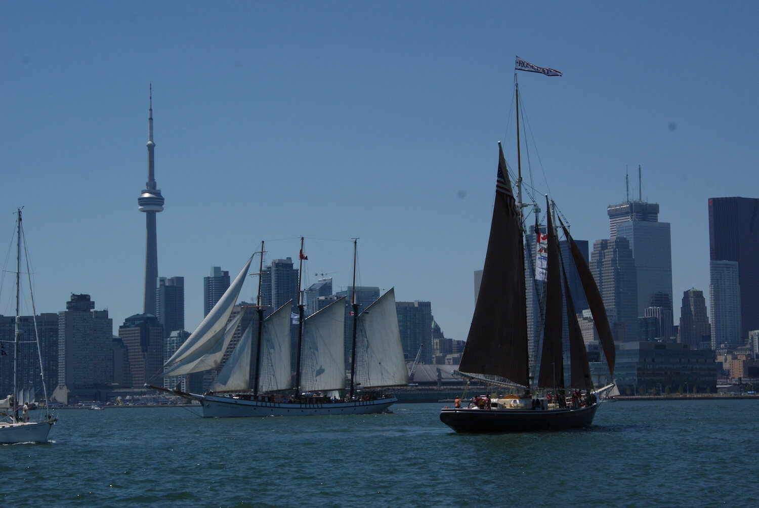 Tall Ships Toronto Waterfront – Sailing History